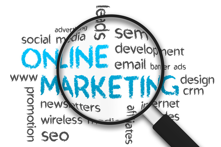 Online marketing specialist