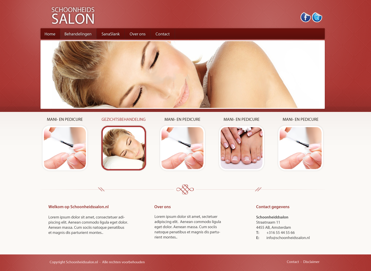 Website AA Beauty